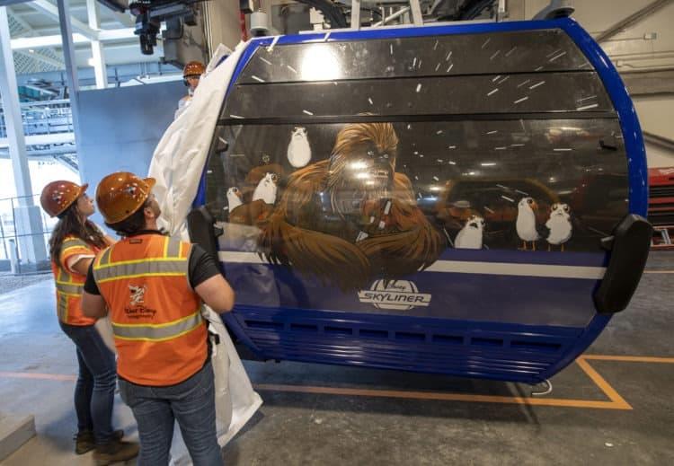 disney gondola Disney Parks Inside Scoop