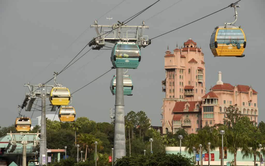 gondolas Disney Parks Inside Scoop