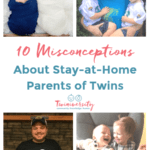 stay-at-home parents of twins