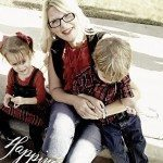 Deanna and her Twins