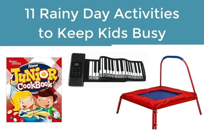 11 Rainy Day Activities To Keep Kids Busy Twiniversity