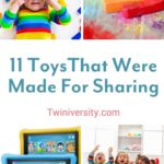 11 Awesome Toys That Twins Can Share