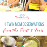 11 Twin Mom Observations from the First 3 Years