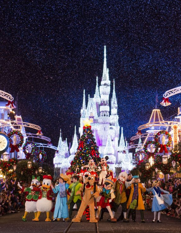 Disney Christmas Disney Parks Inside Scoop