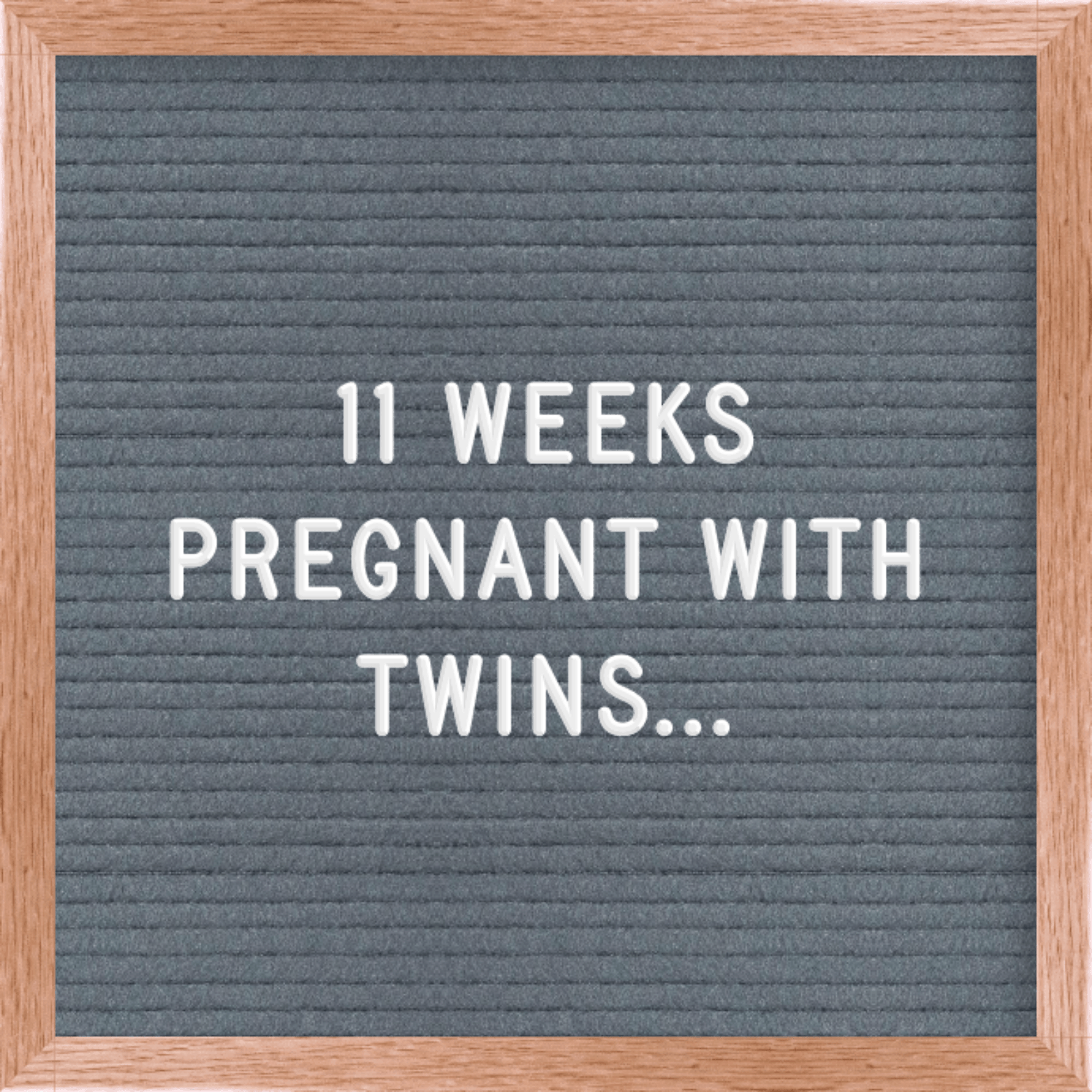 11 Weeks Pregnant with Twins: Tips, Advice & How to Prep
