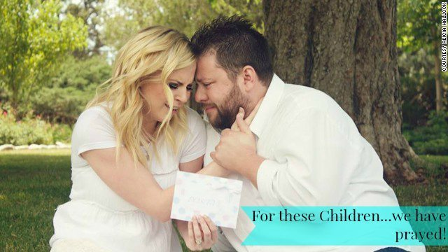 A Beautiful IVF Story: Quads Pregnancy Reveal