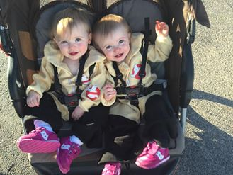 MORE Halloween Costumes for Twins or More!