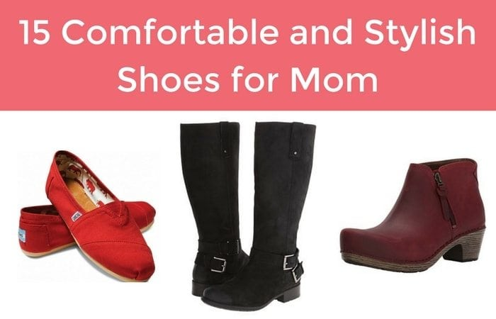 15 Comfortable and Stylish Shoes for