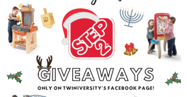 15 Days of Step2 Giveaways