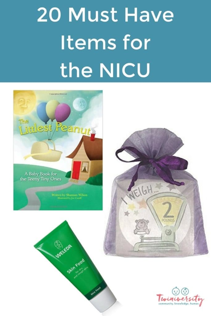 items for the nicu
