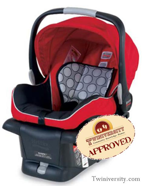 Britax B Agile B Safe And The Britax Baby Carrier All