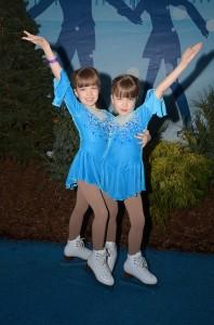 Natalie and Alex ice park