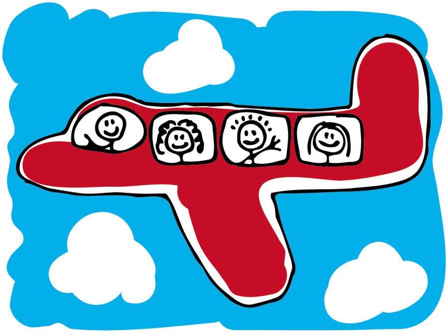 air plane clip art