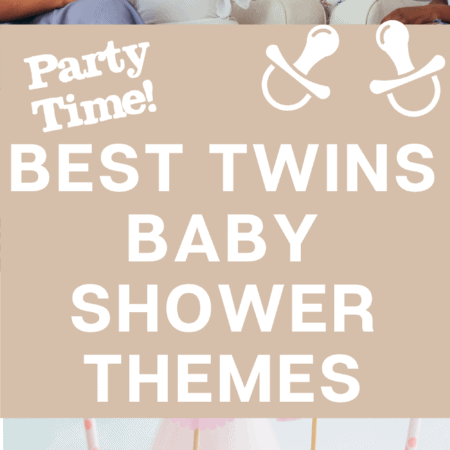 Twins Baby Shower: Great Ideas for Themes, Food, and Decor!