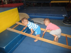 Have You Thought About a Gymnastics Class for Your Toddlers?