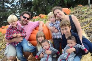 2013 May Traci family