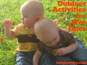 outdoor activities baby