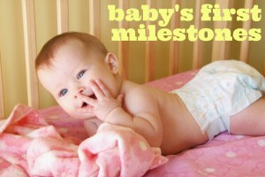 Twins First Year of Milestones