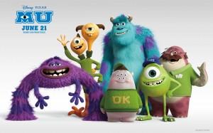 Movie Weekend: Monsters University