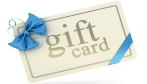 gift card hospital bag