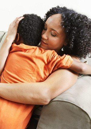 mother-hugging- guilt