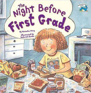 the night before first grade twin book