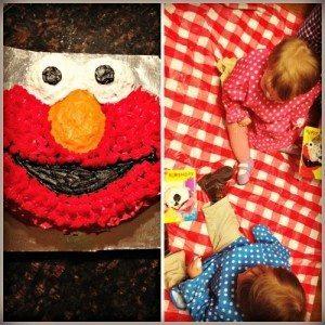 birthday cake toddler food