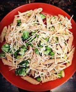toddler food pasta