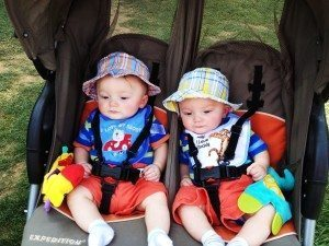 surviving first year twins