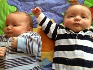 surviving twins without help