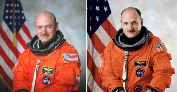 NASA Launches Twin Study with Astronauts Scott & Mark ...
