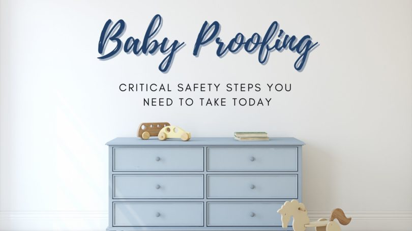 Baby Proofing Drawers