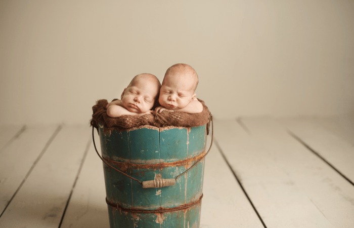 The Beginner's Guide to Breastfeeding Twins