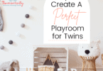 Playroom for twins