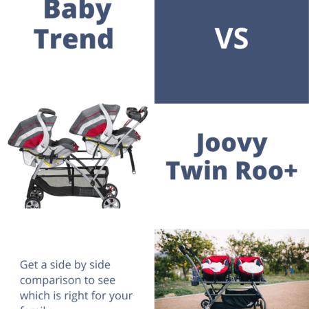 Baby Trend Stroller vs. Joovy Twin Roo+: The Showdown
