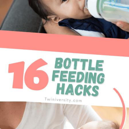 Bottle Feeding hacks