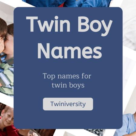 Twin Boys Names To Help You Name Boy Twins