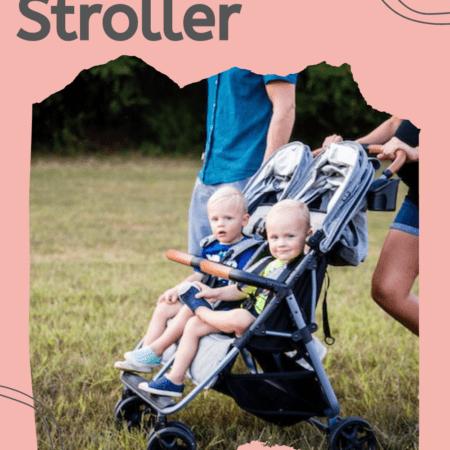Zoe Stroller Double