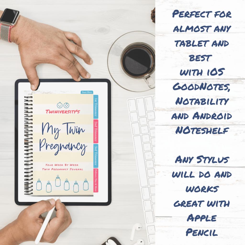 Digital Twin Pregnancy Journal