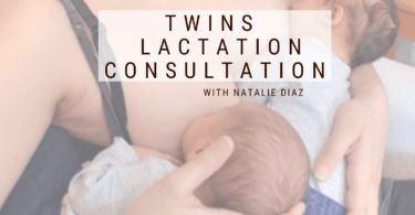 twin breastfeeding