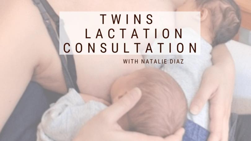 twin breastfeeding