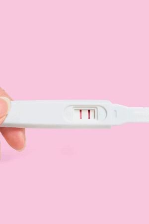 twin pregnancy symptoms positive pregnancy test
