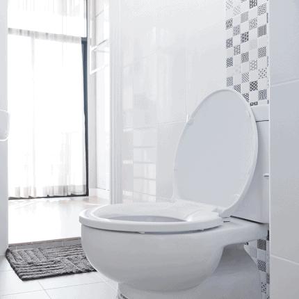 twin pregnancy symptoms open toilet in a bathroom