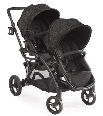 newborn twins stroller black twin stroller