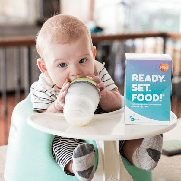 ready set food allergies for babies