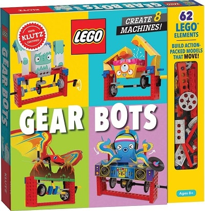 hot toys 2020 lego gear bots kit