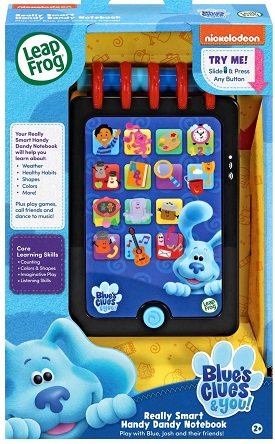 hot toys 2020 Blues clues smart notepad in box