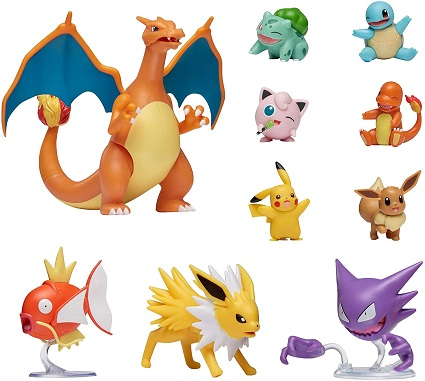 hot toys 2020 pokemon figures