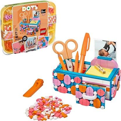 hot toys 2020 lego dots pencail organizer