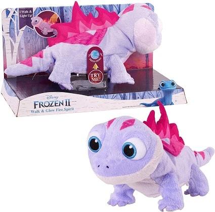 hot toys 2020 purple stuffed lizzard